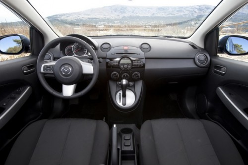 Mazda 2 2012 Interior Tablero Autos Actual M 233 Xico