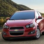 Chevrolet Sonic 2012 en México un vistazo y precios oficiales