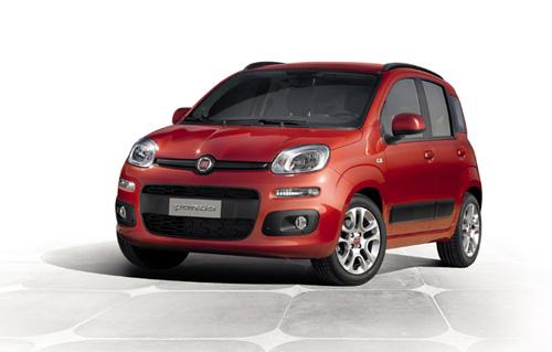 Fiat Panda 2012 hecho en México