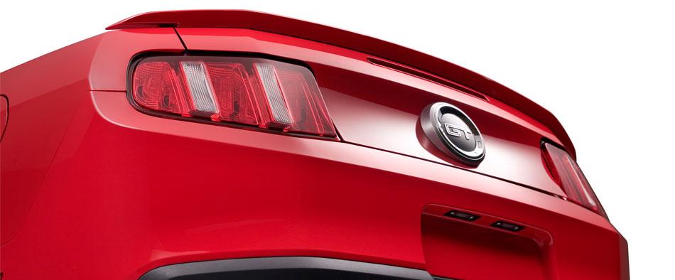Ford Mustang 2012 en México