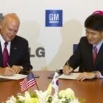 General Motors y LG se unen para futuros modelos híbridos y eléctricos