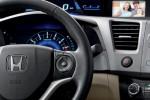 Honda Civic 2012 tablero votlante