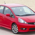 Nuevo Honda Fit Sport 2012