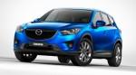 Mazda CX-5 2012 primeras fotos parte frontal