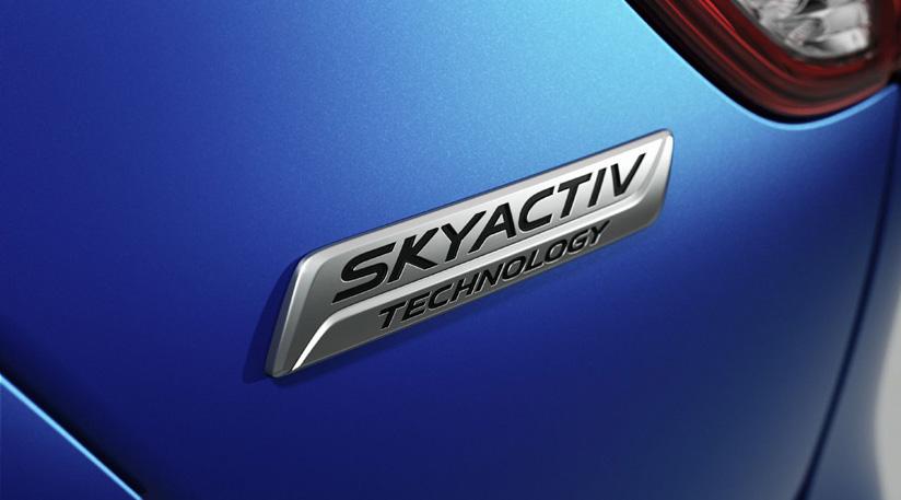 Mazda CX-5 2012 Skyactiv nueva tecnología, con ahorro de combustible