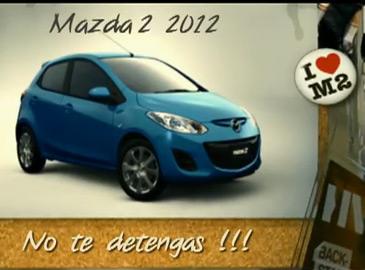 Mazda 2 2012 en México
