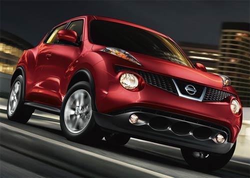 Nissan Juke 2012 en México