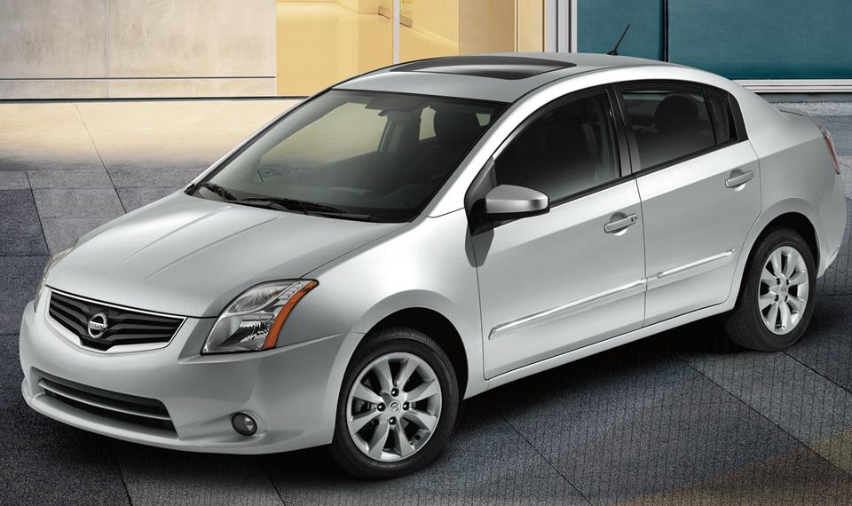 Nissan Sentra 2011 en México, exterior