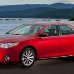 Toyota México llama a Camry 2012 y 2013 para acción preventiva