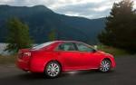 Toyota Camry 2012 presentado oficialmente