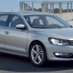 Volkswagen llama a revisión más de 8 mil unidades del Passat