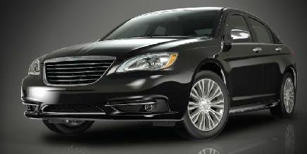 Nuevo Chrysler 200 2012