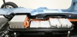 Baterias del Nissan Leaf 2012