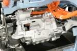 Motor Nissan Leaf 2012