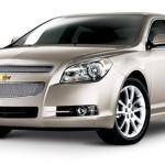 Chevrolet Malibu 2012 ya a la venta