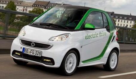 Smart 2012 eléctrico