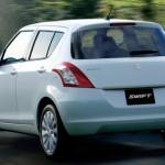 Suzuki Swift 2012 transmisión automática en México