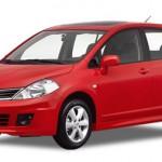 Nissan Tiida Hatchback 2012 en México