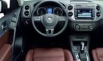 Volkswagen Tiguan 2012, interior
