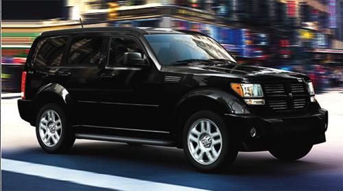 Dodge Nitro 2011 en México
