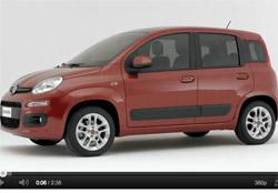 Video del Nuevo Fiat Panda 2012 renovado!