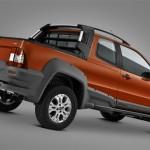 Fiat Strada Adventure 2012 en México