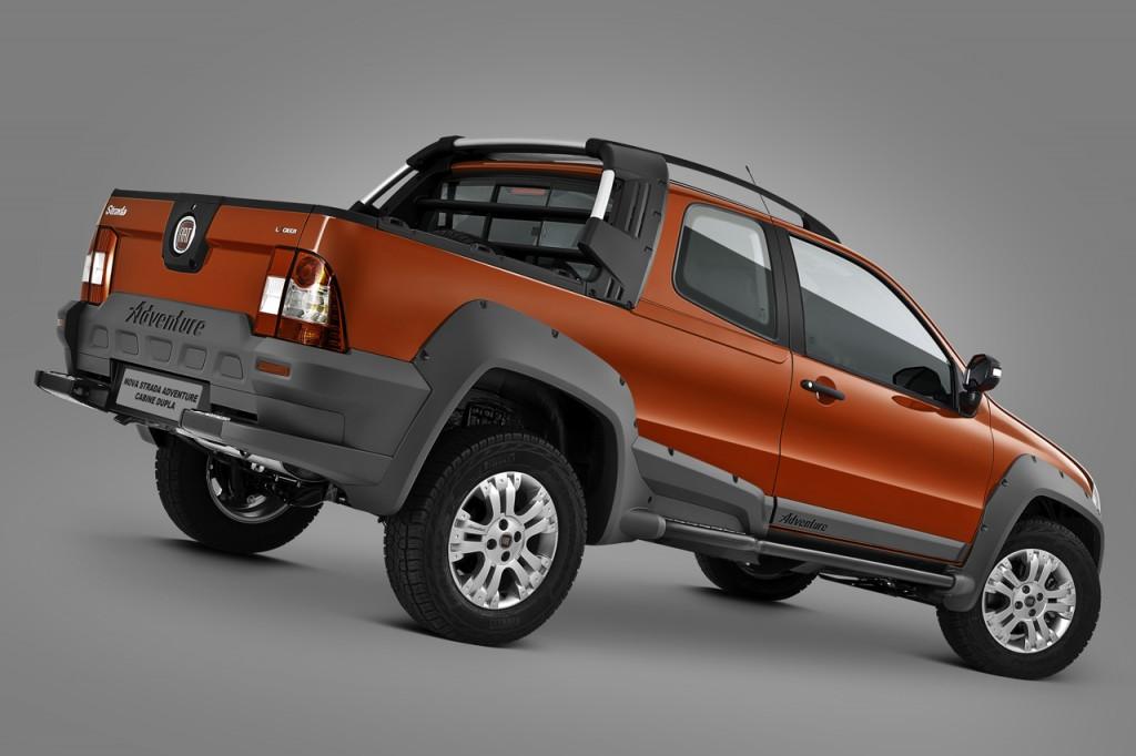 Fiat strada adventure 2012 en m xico autos actual m xico for Fiat adventure precio