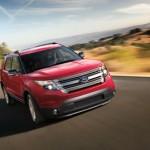 Ford Explorer 2012 ya en México costos y versiones