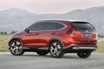 Honda CR-V 2012 concept, cuarta generación