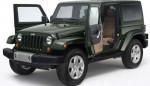 Jeep Wrangler 2011 en México