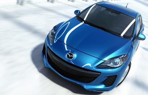 Mazda 3 2012 en México