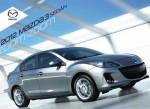 Mazda 3 2012 ya en México
