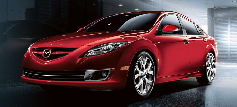 Mazda 6 2012 en México