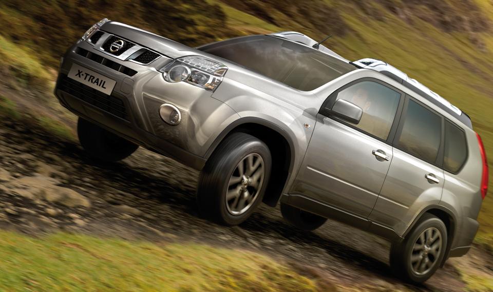 Nissan X-Trail 2012 en México