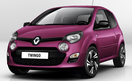 renault twingo en video autos actual m xico. Black Bedroom Furniture Sets. Home Design Ideas