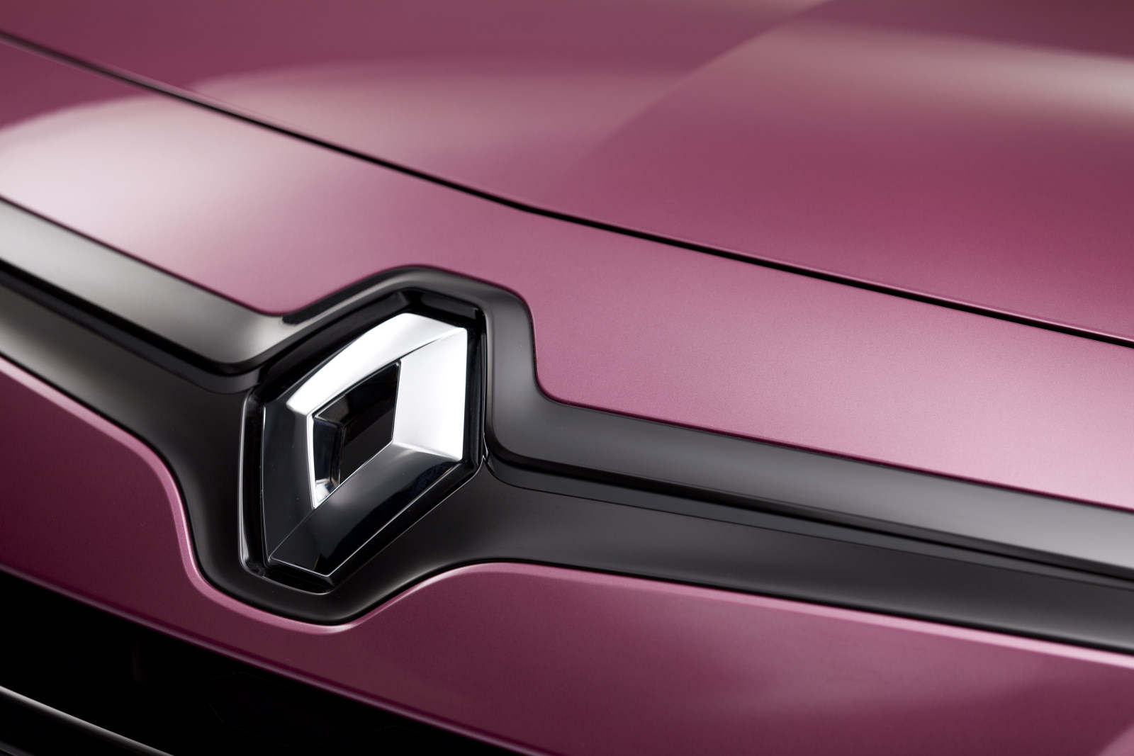 Renault Twingo 2012 logo, parrilla