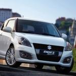 Suzuki Swift Sport 2012 más fotos y detalles