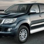Toyota Hilux 2012 renueva diseño en México