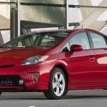 Toyota Prius 2012 con algunos cambios primeras fotos