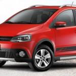 Volkswagen CrossFox 2012 anunciado para México