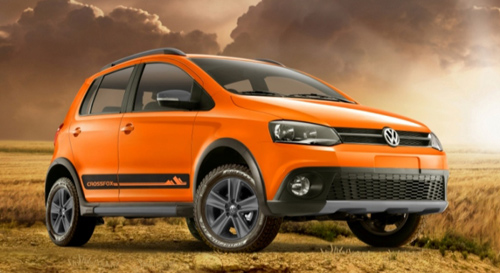 Volkswagen CrossFox 2014 en México