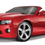 Chevrolet Camaro convertible 2012 ya en México