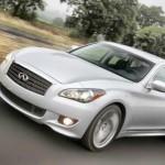 Infiniti llega a México con autos 2012