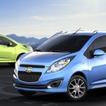 Chevrolet Spark 2014 eléctrico