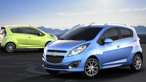 Chevrolet Spark 2013 eléctrico