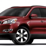 Chevrolet Traverse 2012 ya en México, precios y versiones