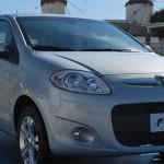 Nuevo Fiat Palio 2012 en fotos y llegará a México