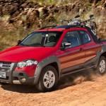Fiat Strada Adventure cabina doble locker 2012 en México, precios y versiones