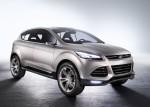 Ford Escape 2013, Vertrek