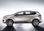 Ford Escape 2013, Vertrek
